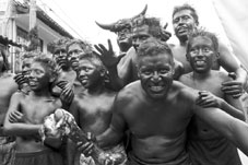 El paseo en Metepec: un alarde de color y tradición
