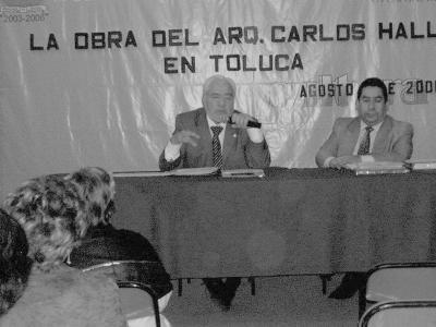 El ciclo de conferencias Historia de Toluca continúa su viaje por la cultura