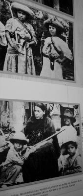 Se inauguró en Bellas Artes la exposición La lucha de las mujeres en México