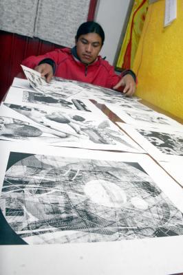Una visión artística del pensamiento y obra de Juárez