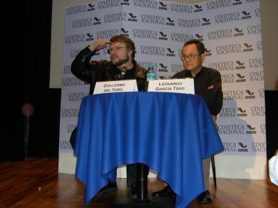 """""""Seguiré viviendo en el ghetto de los monstruos"""": Del Toro"""