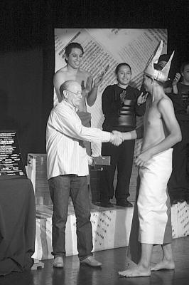 Teatro los 365 días del año: Raúl Zermeño