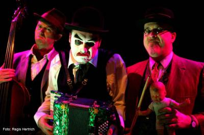 The Tiger Lillies por primera vez en México