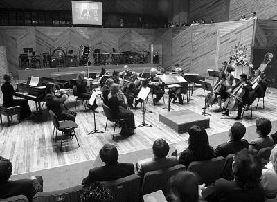 Desorganización y sorpresas, en el homenaje al tenor José Bosada