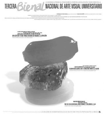 Lanzan la tercera Bienal Nacional de Arte Universitario