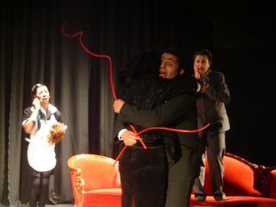 Hipocresía y deshonestidad en el teatro de Los Jaguares
