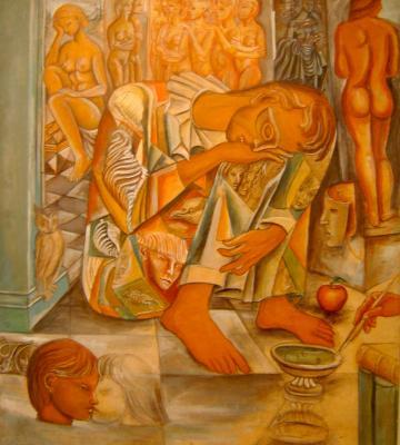 Presentando... Federico Cantú en la Galería Universitaria