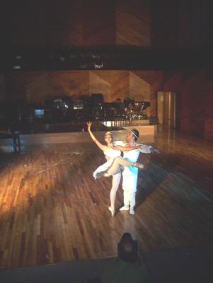 Falta arduo trabajo en el Grupo de Danza Clásica del IMC