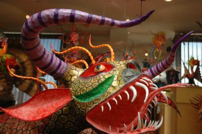 Toluca: centinela de piezas únicas en la artesanía mundial