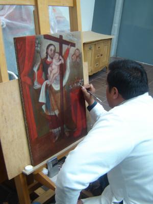 """""""Médicos"""" del arte, por el rescate de la memoria"""