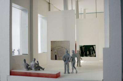 3ª Bienal de Arte Universitario en su fase final