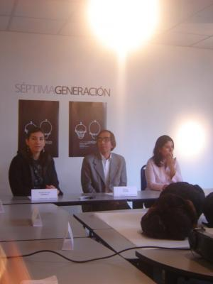 """""""Acéfalo"""" el proyecto de la séptima generación de Artes"""