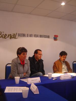 Lista la Tercera Bienal Nacional de Arte Universitario