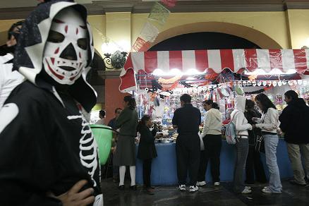 Un nuevo Festival en Toluca: el del Alfeñique, del 24 al 28 de octubre