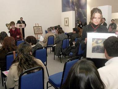 Prepara la UAEM subastas de arte para cerrar el año