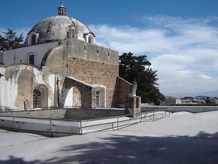 Casi lista la remodelación del Museo Virreinal de Zinacantepec