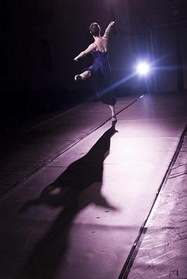 Para volar, la danza