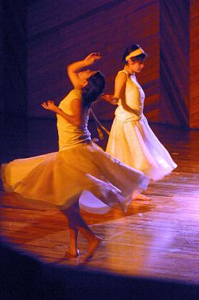 Noche de danza en la Felipe Villanueva