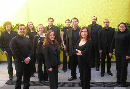 Monteverdi en voces mexicanas