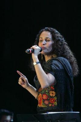 Susana Harp y su voz mestiza en Toluca