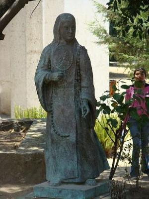 Sólo el recuerdo de Sor Juana