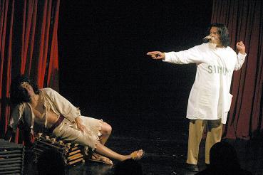 """""""La Muestra Estatal de Teatro no resuelve la problemática teatral"""""""