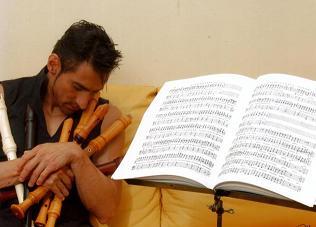 """""""La música es una gran fuente de sabiduría"""": Horacio Franco"""