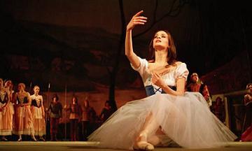 Giselle, el amor medieval sobre el escenario