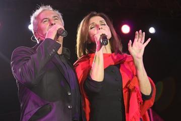 Cierra Quimera con Víctor Manuel y Ana Belén