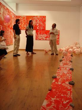 Jóvenes por el arte, en el centro del país